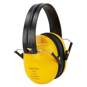 Abafador de Ruídos CG-107 Amarelo – Carbografite