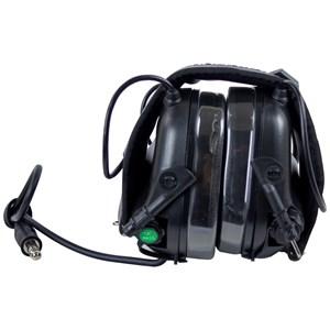Abafador De Ruídos Eletrônico Com Comunicação M32 - Earmor
