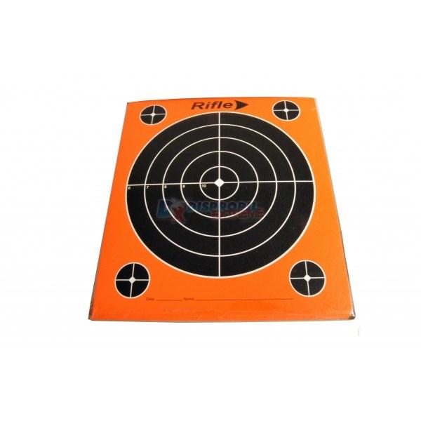 Alvos Em Papel Cartão - Rifle
