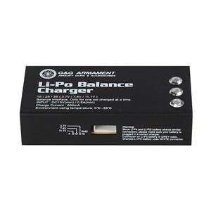 Balanceador e Carregador para Airsoft LI-PO - G&G