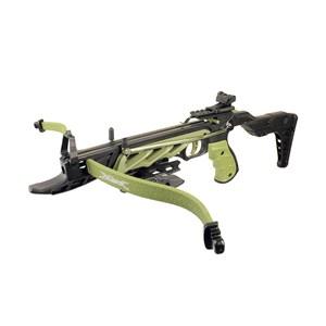 Balestra Recurva 80 libras MK-TCS2-G Alligator Verde – ManKung