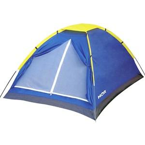 Barraca Camping Iglu Para 2 Pessoas Azul - Mor