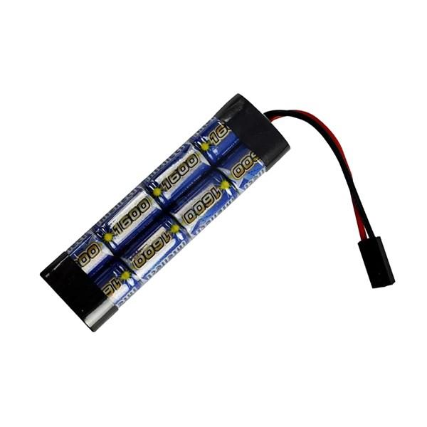 Bateria Airsoft Intellect 9.6V 1600 mAh