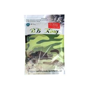 BBs Airsoft Munição Plástica BB King 0.30g 3330un.