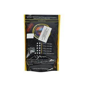 BBs Airsoft Munição Plástica Bioval 0.30g 3300un.