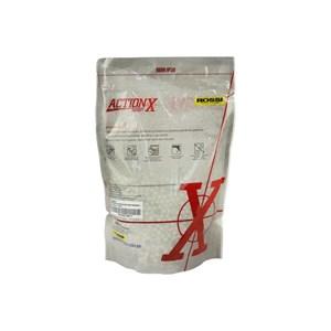 BBs Airsoft Munição Plástica Rossi Action-X 0.30g 3500un