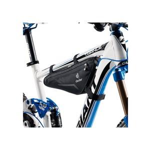 Bolsa Para Bike Bag Front Triangle 1.3 Litros Preto - Deuter