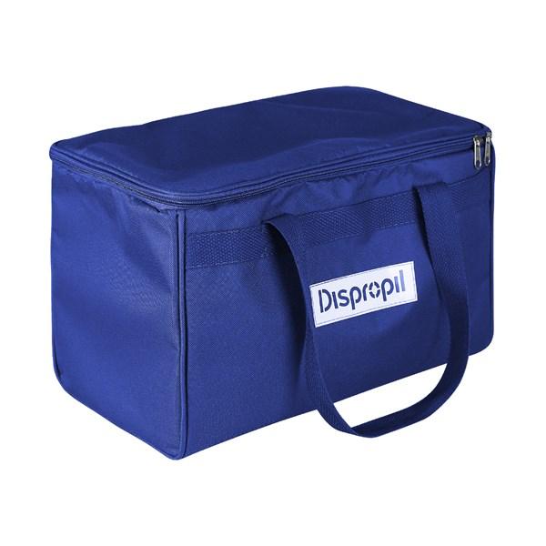 Bolsa Térmica 20 Litros Azul - Dispropil