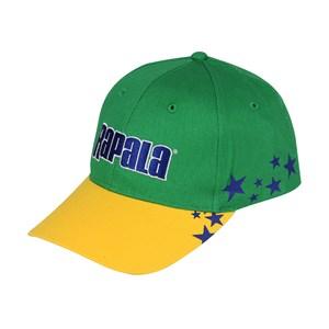 Boné Verde e Amarelo - Rapala