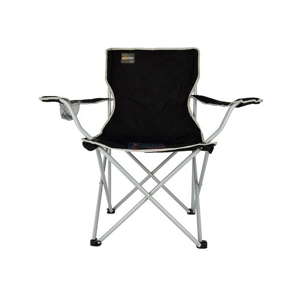 Cadeira Dobrável Nautika Boni Preta