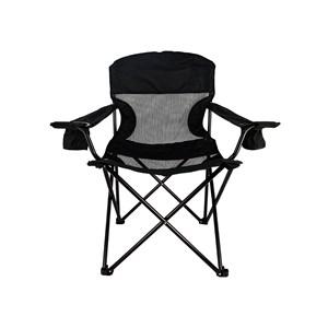 Cadeira Dobrável Nautika Fresno Preta