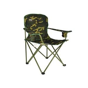 Cadeira Dobrável Nautika Pandera Camuflada
