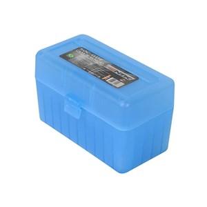 Caixa de Munição Azul Grande Capacidade 50un. - Nautika