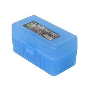 Caixa de Munição Azul Média Capacidade 50un. - Nautika