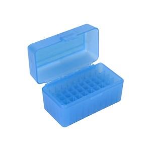 Caixa de Munição Azul Pequena Capacidade 50un. - Nautika