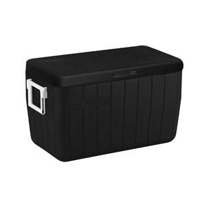 Caixa Térmica 48QT 45.4 Litros Com Alça All Black – Coleman