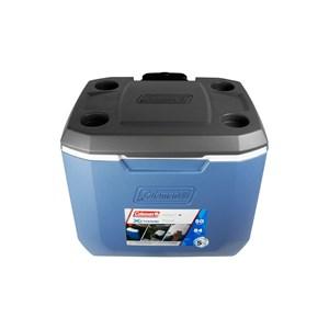 Caixa Térmica Xtreme 50QT 47.3 Litros Com Rodas Azul e Cinza – Coleman