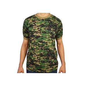 Camiseta Camuflada Digital Marpat - Bravo Militar