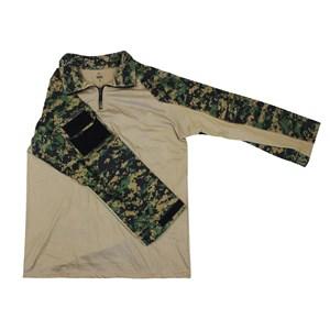 Camiseta Manga Longa Combat Marpat - Bravo Militar