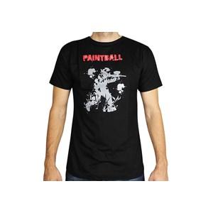 Camiseta Paintball M - Treme Terra