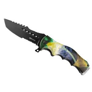Canivete Tático Patriota Aço Inox – Nautika