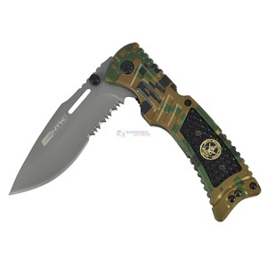 Canivete Uzzit Tactic Edition com Case Nautika