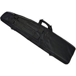 Capa Carabina Espingarda Nautika Gun Bag Black 130cm