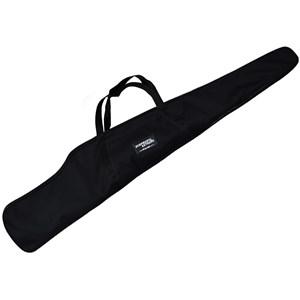 Capa Carabina Espingarda Simples Preta 130cm - Dispropil