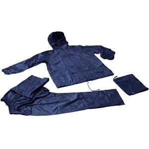 Capa De Chuva Scott Costuras Seladas Azul - Nautika