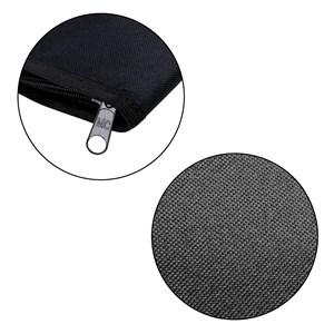 Capa Para Carabina de Pressão Almofadada Preta 130cm – Dispropil