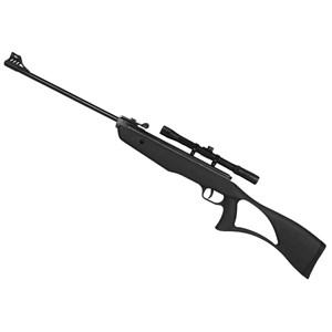 Carabina CBC B12-7 5.5mm + Luneta Fixxar 4x20 11mm + Capa 112cm + Chumbinho 5.5mm 125un