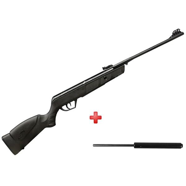 Carabina de Pressão AG10 Nitro Oxidada Preta 5.5mm – CBC