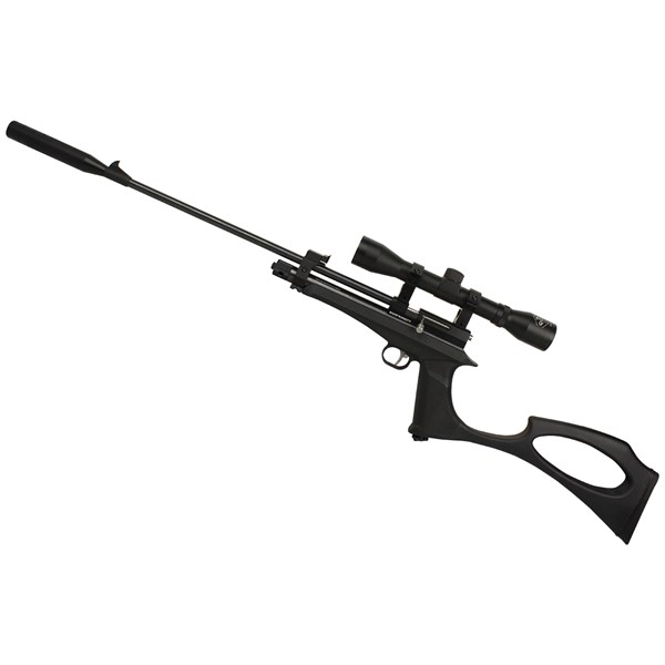 Carabina de Pressão CO2 Artemis CP2 5.5mm + Luneta Rifle Scope 4x32