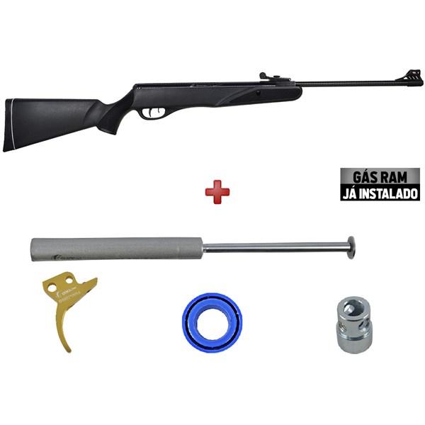 Carabina de Pressão F18 B19-S Magnum QS 4.5mm - CBC