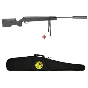 Carabina de Pressão Fixxar GP Sniper 1250 5.5mm + Capa Rossi 132cm