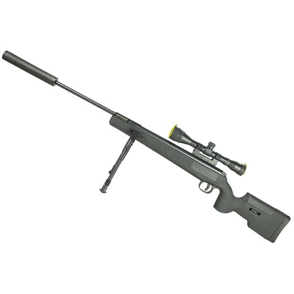 Carabina de Pressão Fixxar GP Sniper 1250 5.5mm + Luneta Gold Crow 4x32 11mm