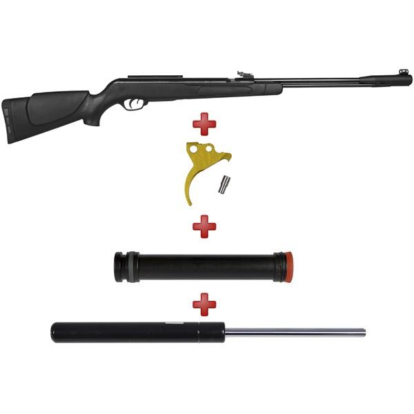 Carabina de Pressão Gamo CFX Pro Precision 4.5mm