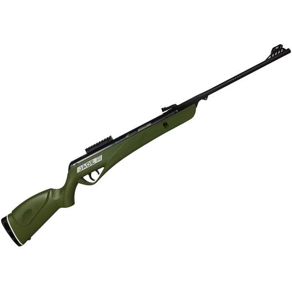 Carabina de Pressão Jade PRO Oxidada Verde 4.5mm - CBC