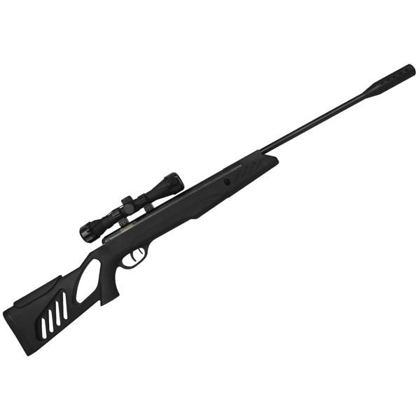 Carabina de Pressão Swiss Arms SA1000 TAC1 Black 5.5mm + Luneta 4x32