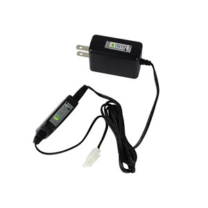 Carregador Bateria Airsoft G&G Ni-MH Bivolt