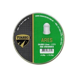 Chumbinho Ares 4.5mm 400un. - Tuareg