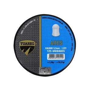 Chumbinho Ares 5.5mm 125un. - Tuareg