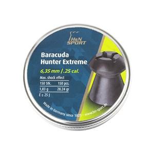 Chumbinho Baracuda Hunter Extreme 6.35mm 150un. - H&N Sport