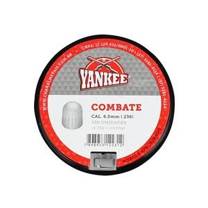 Chumbinho Combate 6.0mm 100un. - Yankee