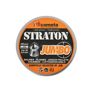 Chumbinho Cometa Straton Jumbo 5.5mm 250un. - JSB