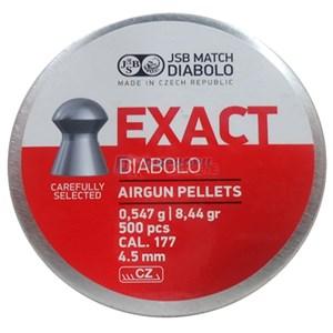 Chumbinho Diabolo JSB Exact 4.5mm 500un.