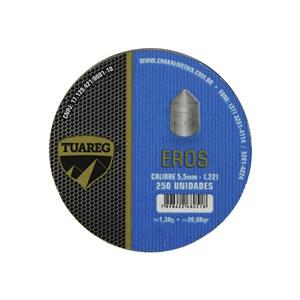 Chumbinho Eros 5.5mm 250un. - Tuareg
