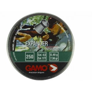 Chumbinho Expander Expansion 4.5mm 250un. - Gamo