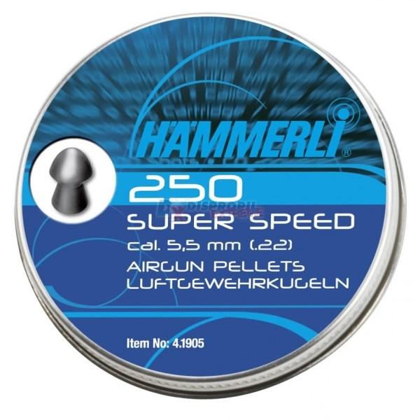 Chumbinho Hammerli Super Speed 5.5mm 200un.