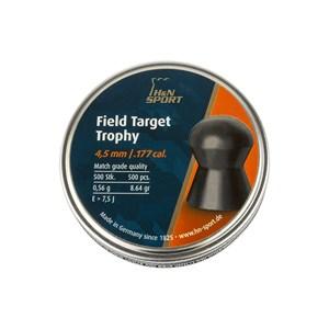 Chumbinho H&N Field Target Trophy 4.5mm 500un.